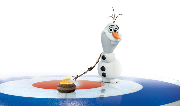 Which Winter Sport Would the Frozen Characters Compete In?