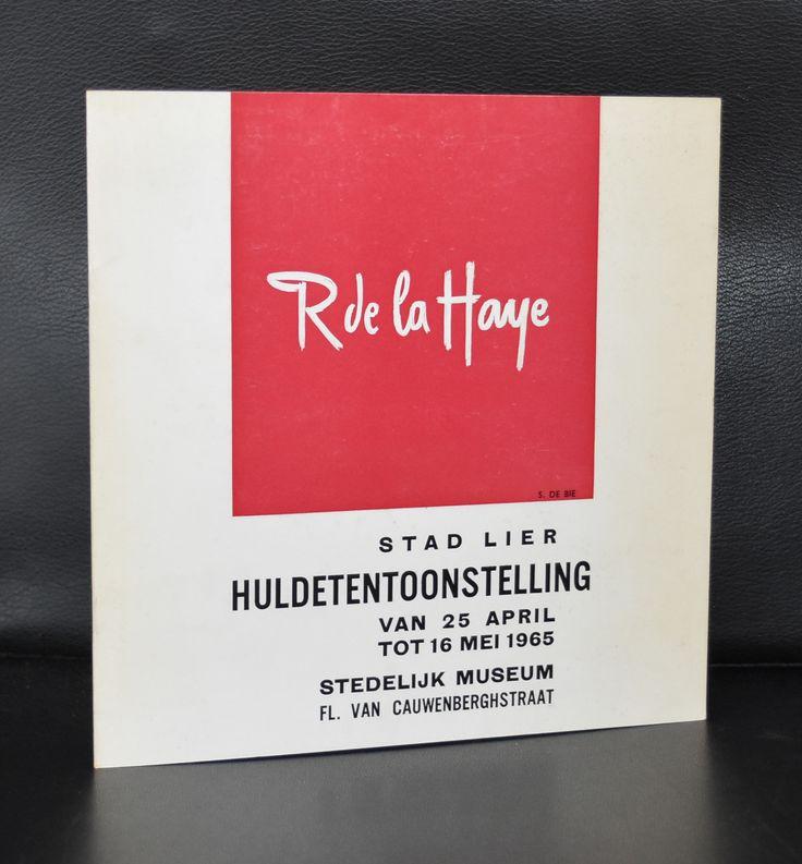 Stad Lier # R. DE LA HAYE # 1965, nm+