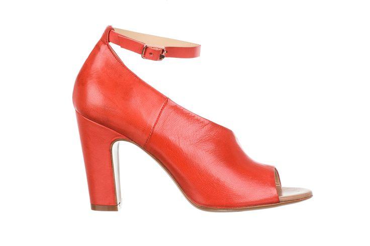 coral shoes - fiorifrancesi