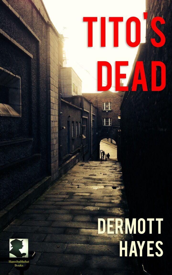 Book cover, Dublin