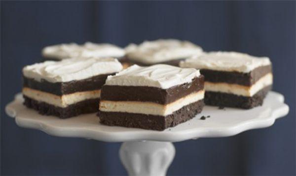 Γλυκό με μπισκότα όρεο, cheesecake και κρέμα σοκολάτας!