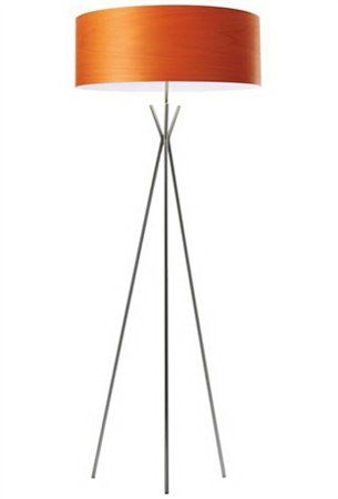 35 best floor lamps images on pinterest floor lamps floor orange floor lamp mozeypictures Image collections