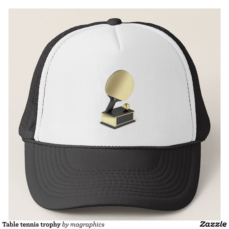 Table tennis trophy trucker hat - Urban Hunter Fisher Farmer Redneck Hats By Talented Fashion And Graphic Designers - #hats #truckerhat #mensfashion #apparel #shopping #bargain #sale #outfit #stylish #cool #graphicdesign #trendy #fashion #design #fashiondesign #designer #fashiondesigner #style