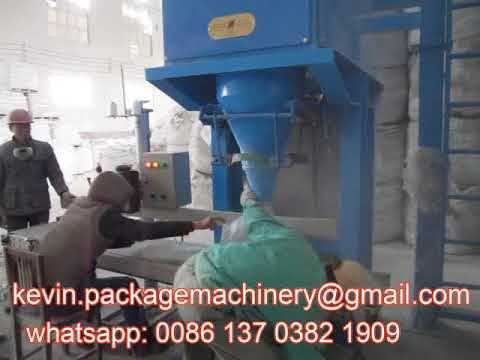 5kg 25kg Powder packaging machine corn flour packing machine