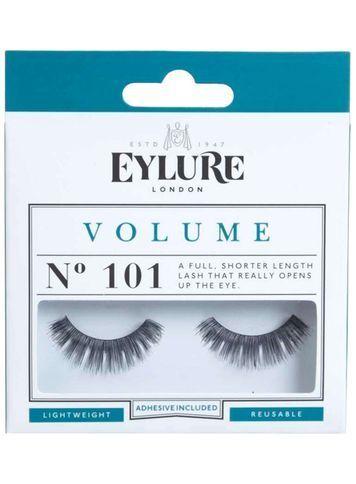 Womens Eyelure 101 Lashes, BLACK. http://www.tinyfamily.co.uk/product/womens-eyelure-101-lashes-black/