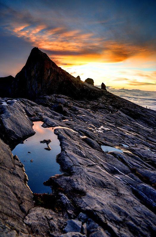 Stunning Mount Kinabalu.....wish I was back here enjoying this view!