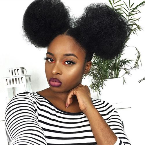 Natural Hairstyles For African American Women 15 Best Extras Images On Pinterest  African Hairstyles Natural