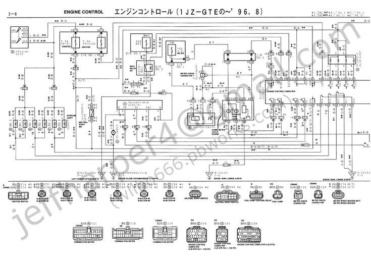1Jz Engine Wiring Diagram #2