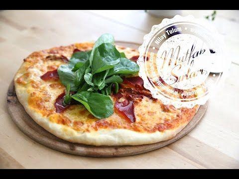 Ev Yapımı Pizza & Pizza Hamuru | Mutfak Sırları