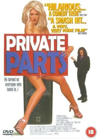 From 0.13 Private Parts [dvd] [1997]