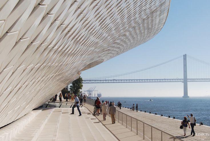 MAAT - Museum of Art, Architecture and Technology, Lisbon   Museu de Arte, Arquitetura e Tecnologia, Lisboa