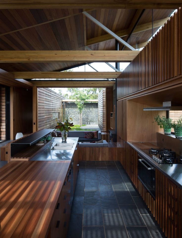 This Waimauku home combines solidity and transparency perfectly