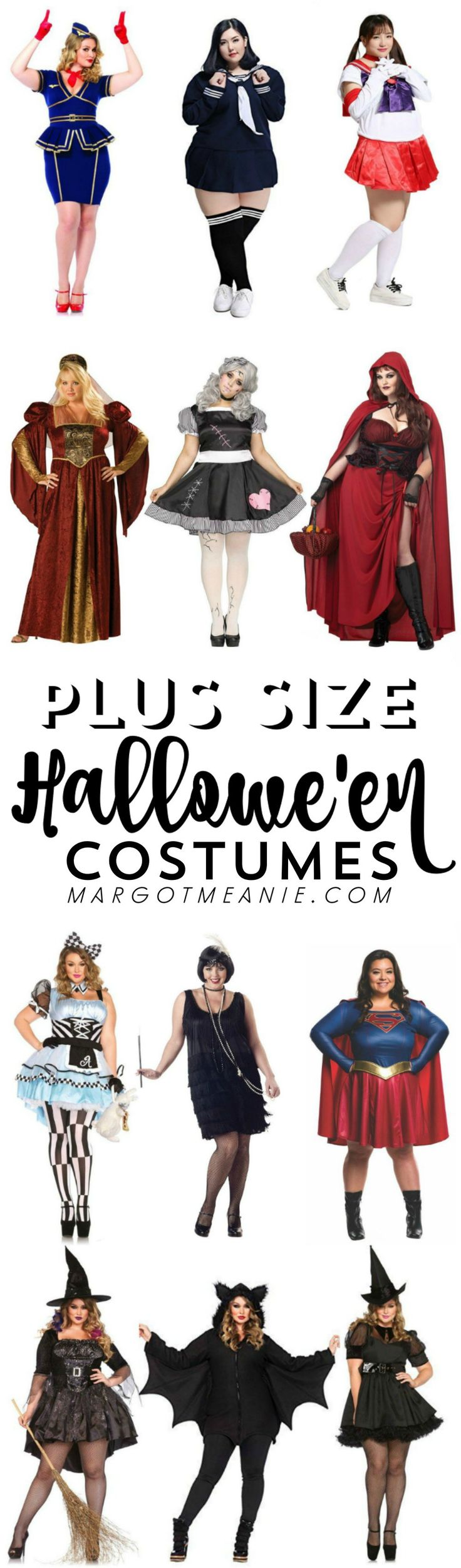 Plus Size Halloween Costumes from Amazon