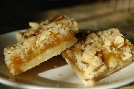 Apricot shortbread bars | Whoopies, Brownies, Bars and Squares! | Pin ...