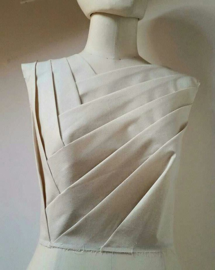 17 Best ideas about Draping Techniques on Pinterest