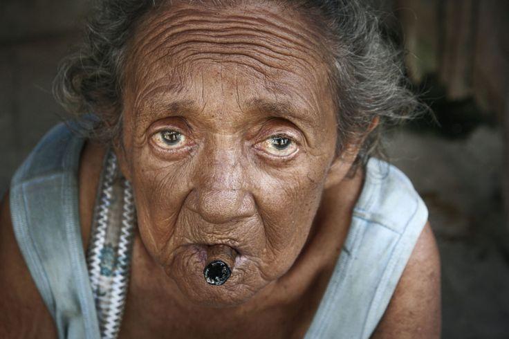 Havana eyes by Stanislav Sitnikov | GuruShots