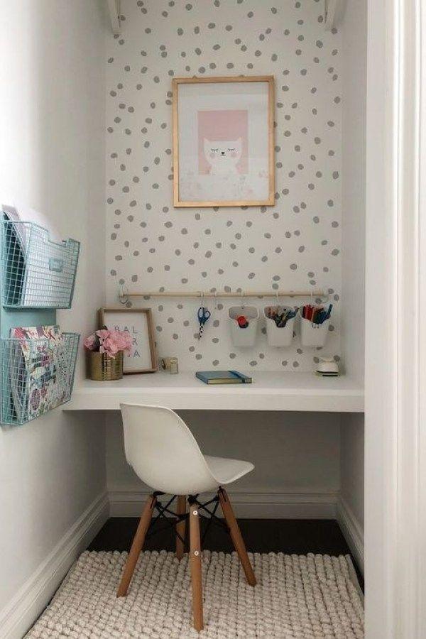 52 Stunning Desk Design Ideas For Kids Bedroom In 2020 Kids Room