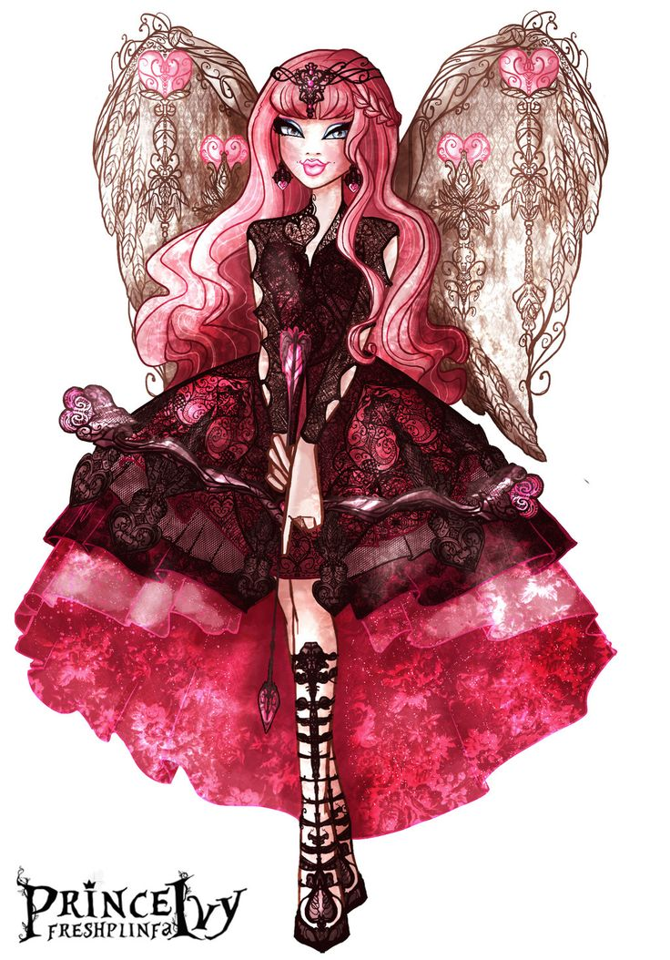 happy valentines day c a cupid by princeivyfreshp