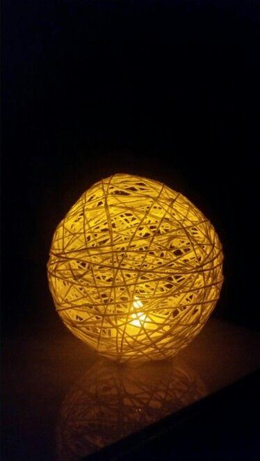 String lantern.