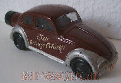 VW - (vw_t1)(vw_t1_kdf) - Aus der Stadt des KdF-Wagens. Ich bringe Glück. - [9423]-3