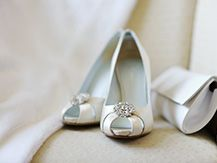 The designer bridal room