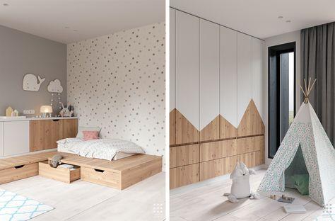 SOSNOVAYA interior by ZROBYM architects