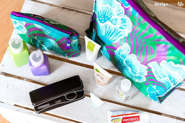 Pakowanie walizki - Designyourlife.pl