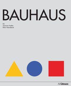 #Arquitectura / Historia y Teoría: BAUHAUS - Jeannine Fiedler, Peter Feierabend #Ullmann
