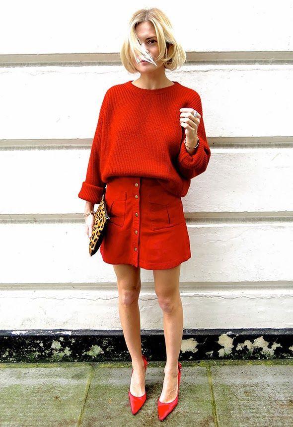 El rojo nunca pasará de moda ¡No puede faltar como el toque perfecto en tu outfit! | Luxury Avenue