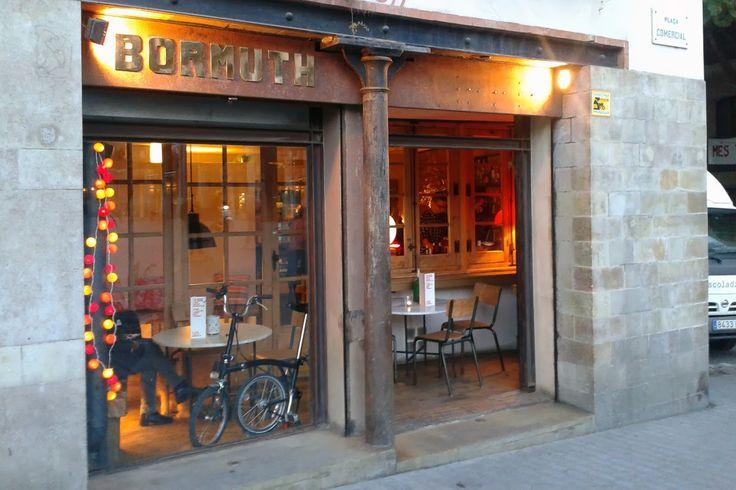 Bormuth pairs tapas with vermouth. Image © Bormuth