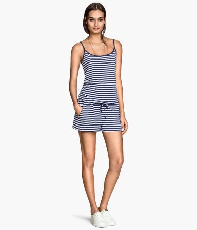 H&M Jersey Jumpsuit $12.95
