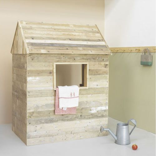 111 best Play houses images on Pinterest | Playhouse ideas, Cubby ...
