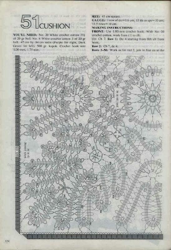 Ondori Crochet Lace - Mary. XXII - Picasa Web Albums