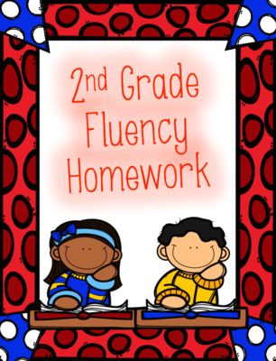 2nd Grade Fluency Practice Homework from McManus's Firsties on TeachersNotebook.com -  - Need a way for students to practice Fluency at home? This pack contains 24 passages.