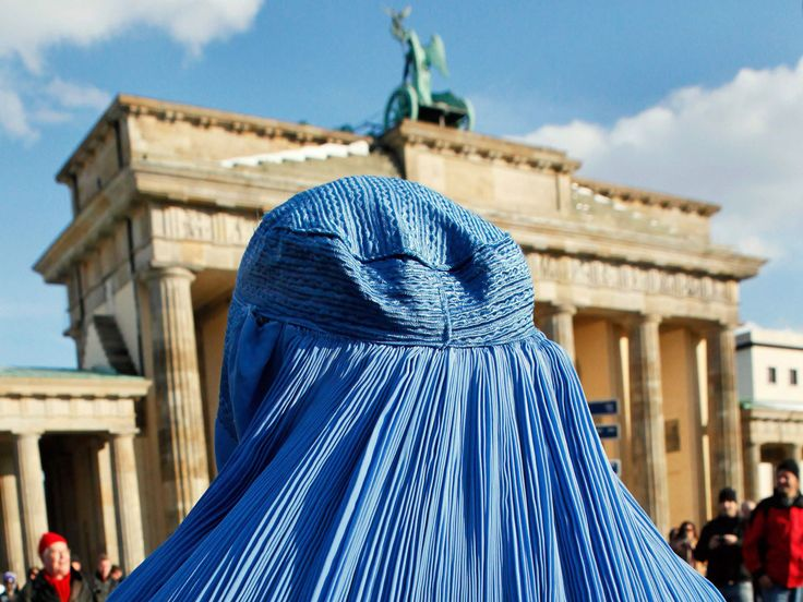 'We are not burqa': German government sets out 10-point plan to define national identity