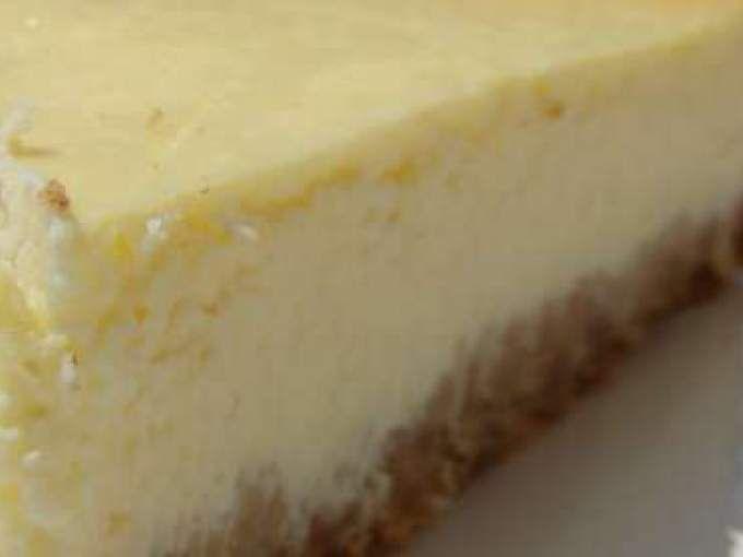 Cheesecake ananas noix de coco