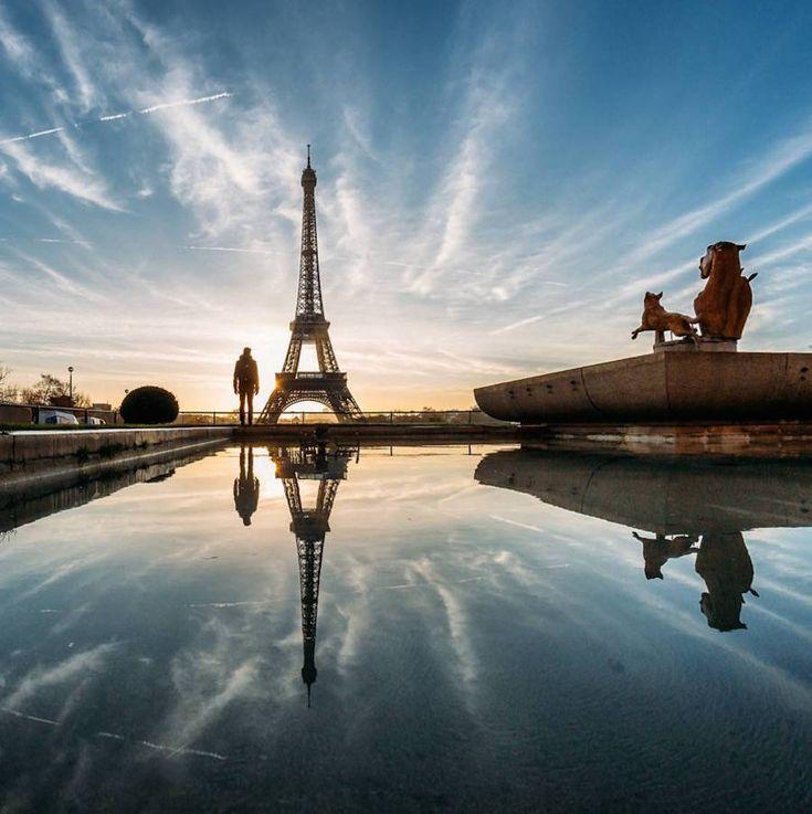 Stunning Photographs of Paris