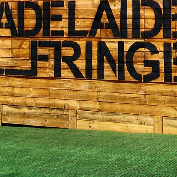 We love it when the Adelaide Fringe comes to town - Adelaide comes alive!
