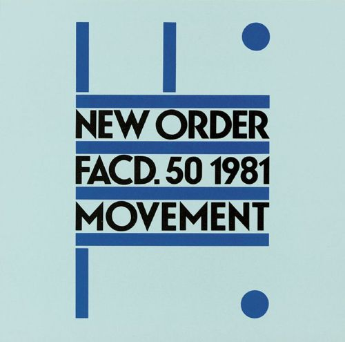 new order - movement  factory records