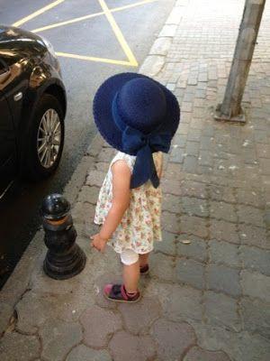 minik prensesin ayak izleri: Ağustos 2013