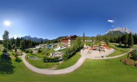 Camping Ehrwald Zugspitze 1