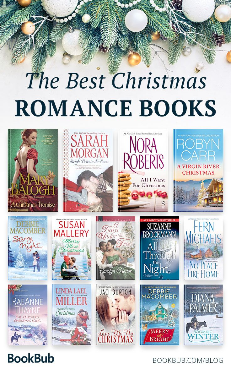 Best Christmas Romance Mystery Books 2020 24 Romantic Christmas Books to Read This Month   Christmas books