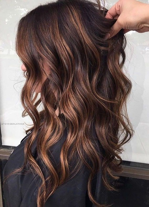 Best Chocolate Brown Hair Colors And Hairstyles For Women In 2020 Stylesmod Hair Color Caramel Spring Hair Color Brown Hair Balayage