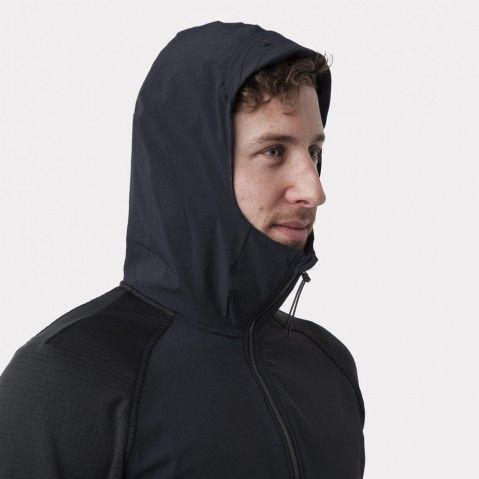 Wind Guard Hoodie - Outerwear - Apparel - Men's - Cycling
