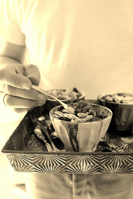Crumble di prugne al vino e cannella, via Flickr.