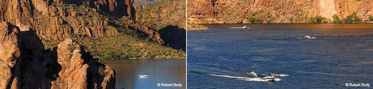 Lakes Near Phoenix Arizona | Apache, Canyon, Lake Pleasant, Roosevelt, Saguaro Lake