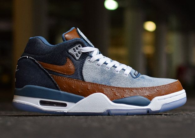 nike air flight squad prm qs cement pack