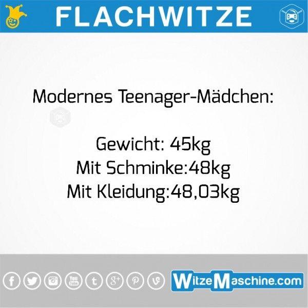 Flachwitze #202 - Mädchen heutzutage