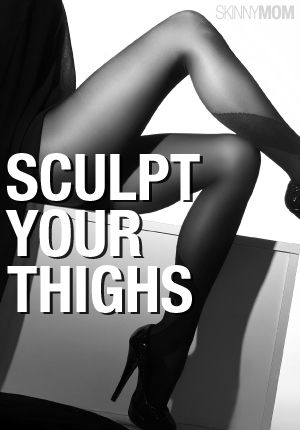 Get your thighs in top-notch shape before summer!
