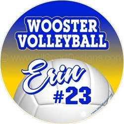 Best Fundraiser Ideas Images On Pinterest - Custom volleyball car magnets